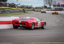 Goodwood Members Meeting Ford GT40