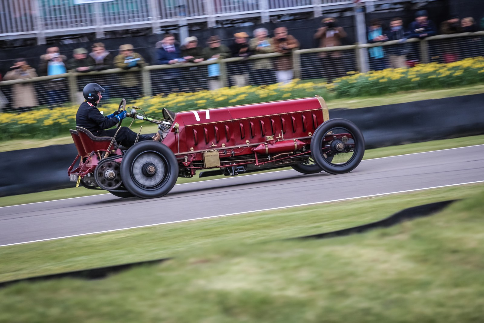 Goodwood Members Meeting Edwardian Race Car