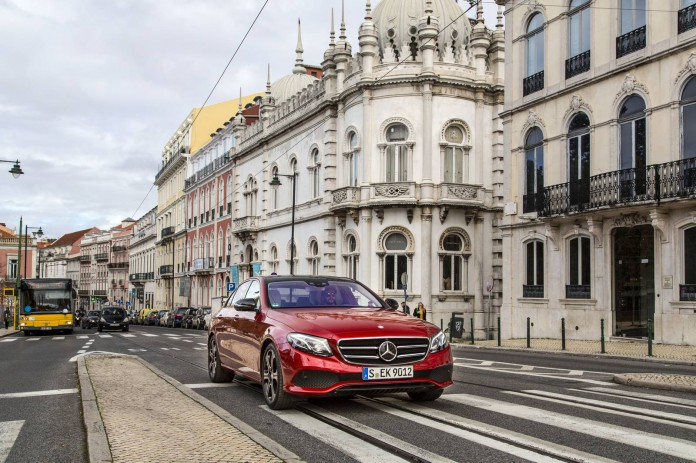 Hyacinth-Red-Mercedes-Benz-E300