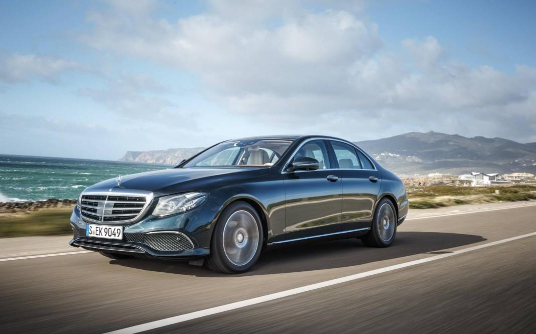 2017 mercedes benz e class review gtspirit for Mercedes benz e class 2017 review