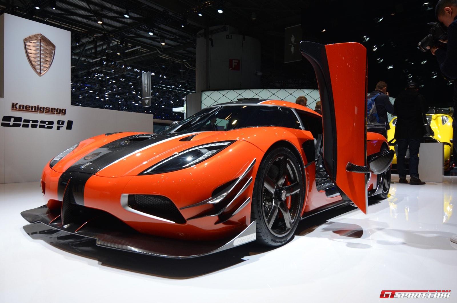 Geneva 2016: Koenigsegg