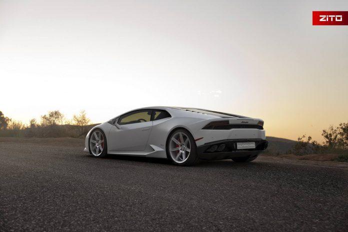 Lamborghini Huracan Zito Wheels (15)