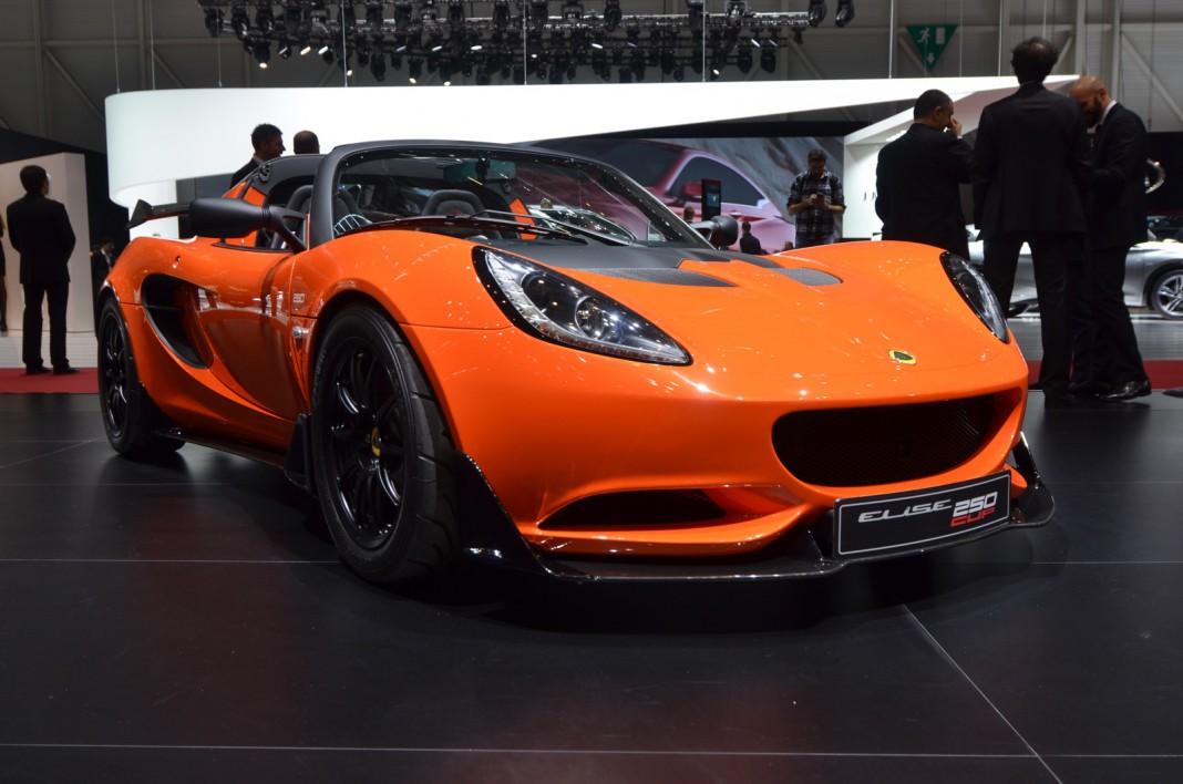Lotus Elise Sport 250