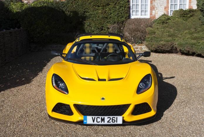 Lotus Exige Sport 350 Roadster (1)