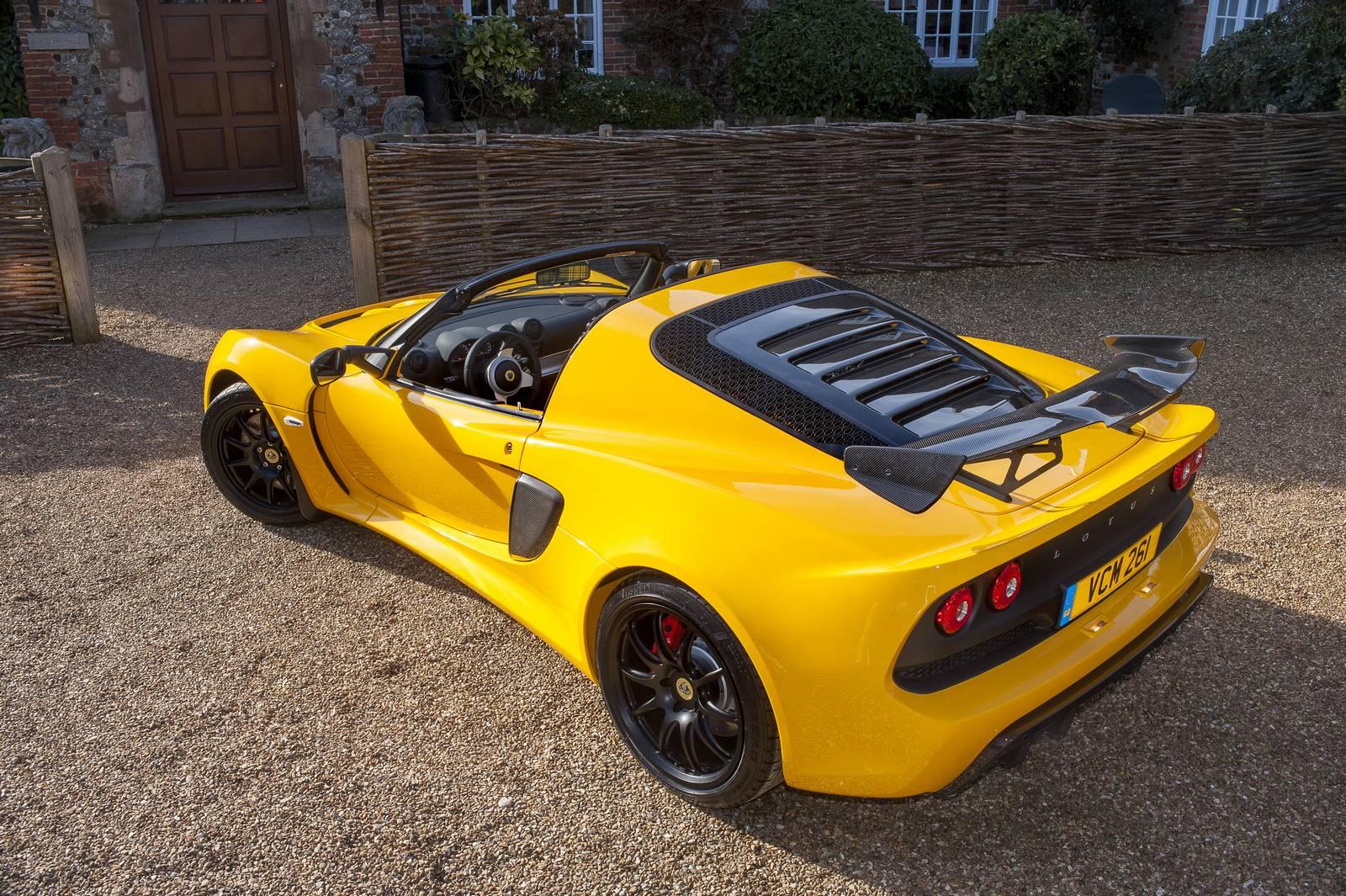 official 2016 lotus exige sport 350 roadster gtspirit. Black Bedroom Furniture Sets. Home Design Ideas