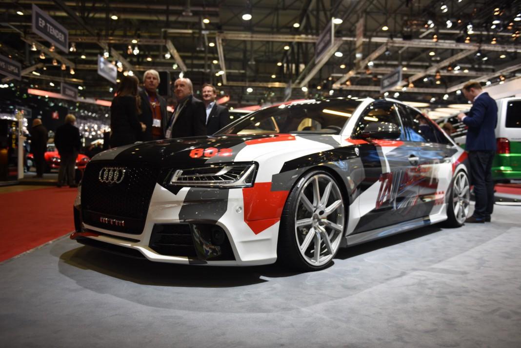 Geneva 2016 mtm audi s8 talladega r gtspirit - Geneva car show ...
