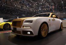 Mansory Wraith at Geneva Motor Show 2016
