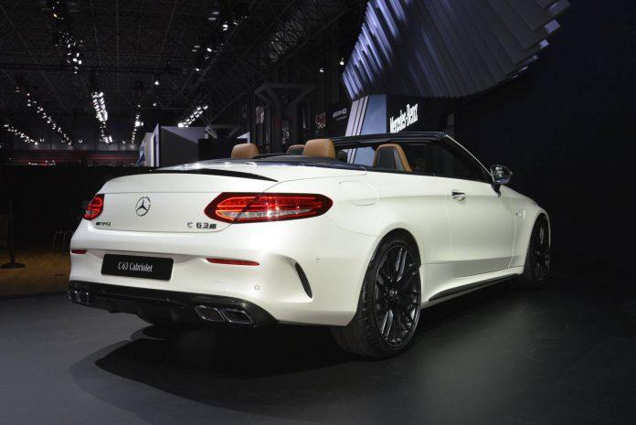 Mercedes-AMG C 63 Cabriolet (6)