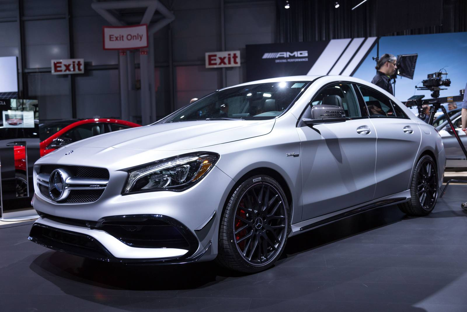Image gallery 2016 cla 45 amg for 2016 mercedes benz cla45 amg