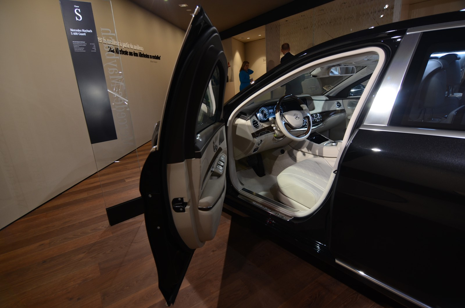 geneva 2016: mercedes-maybach s600 guard - gtspirit