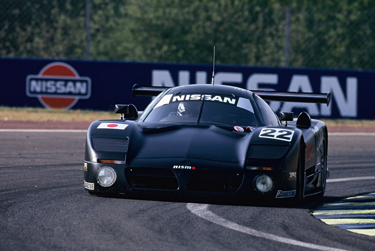 Remarkable Cars Nissan R390 Gt1 Gtspirit