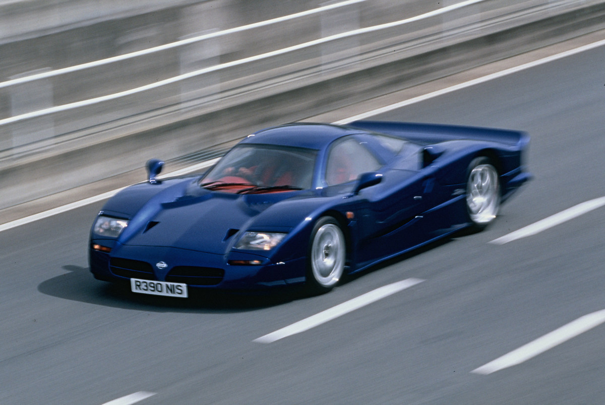 The First Car Ever Made >> Remarkable Cars: Nissan R390 GT1 - GTspirit