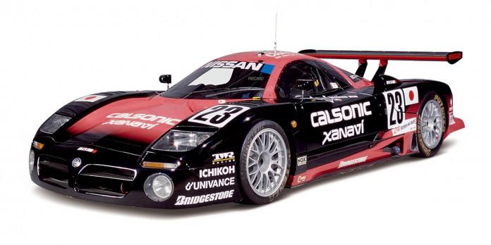 Nissan R390 GT1 (Le Mans 1997)