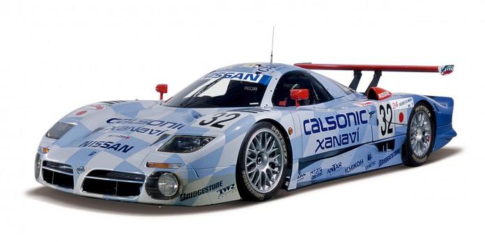 Nissan R390 GT1 (Le Mans 1998)