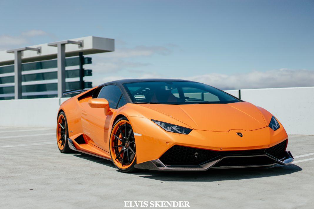 Home Lamborghini Lamborghini Huracan Stunning Orange Lamborghini ...