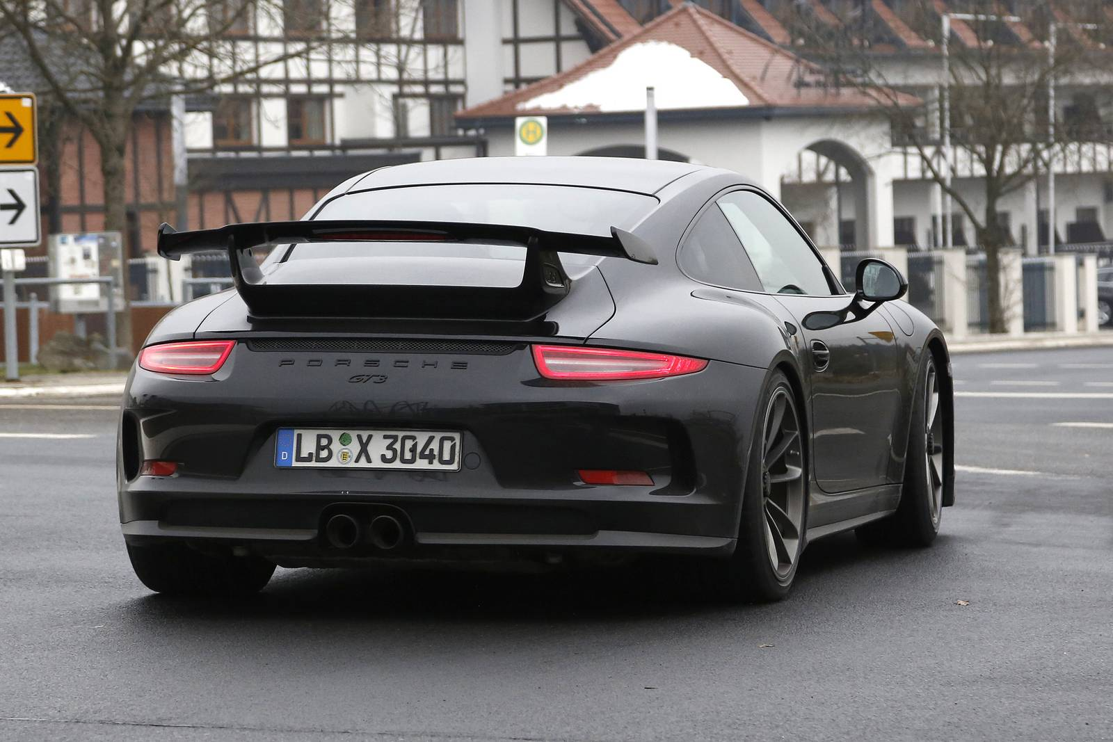 2017 Porsche 911 GT3 to Get Manual Gearbox Option - GTspirit