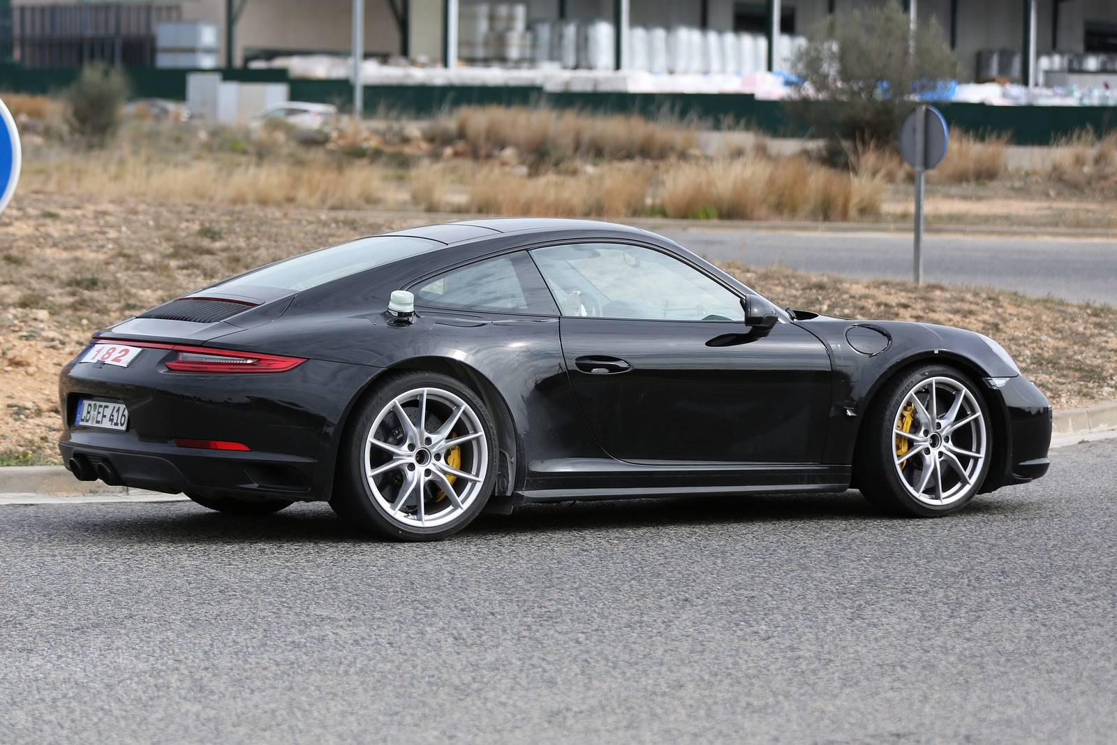 Next Gen 2018 Porsche 911 1 Of 8 Contact