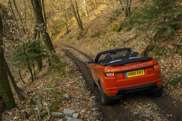 Range Rover Evoque Convertible (2)