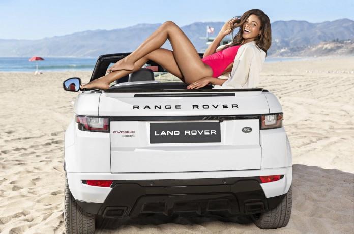 Range Rover Evoque Convertible (8)