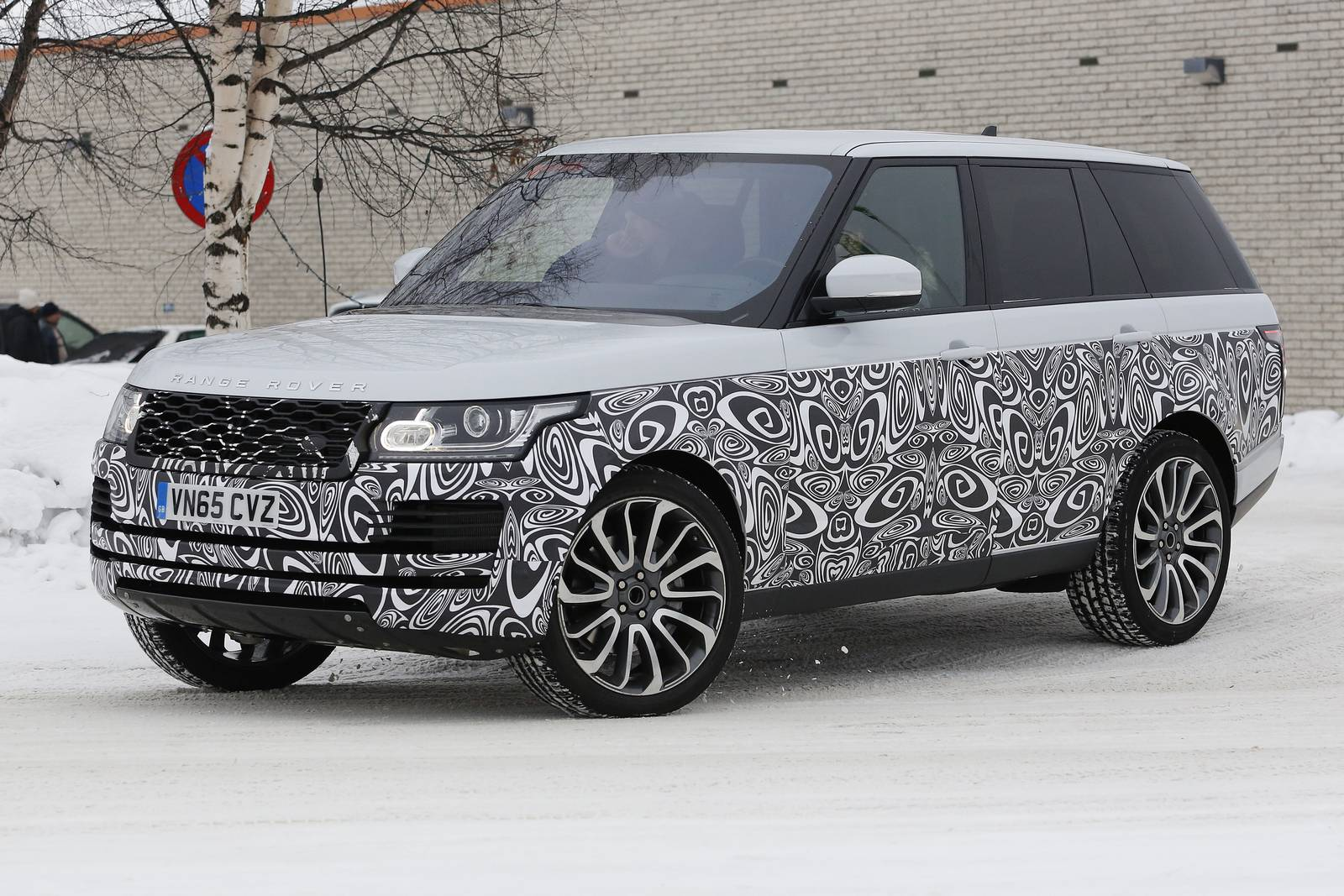 2018 land rover facelift. beautiful rover 2017 range rover facelift 1 of 7 the  with 2018 land rover facelift e