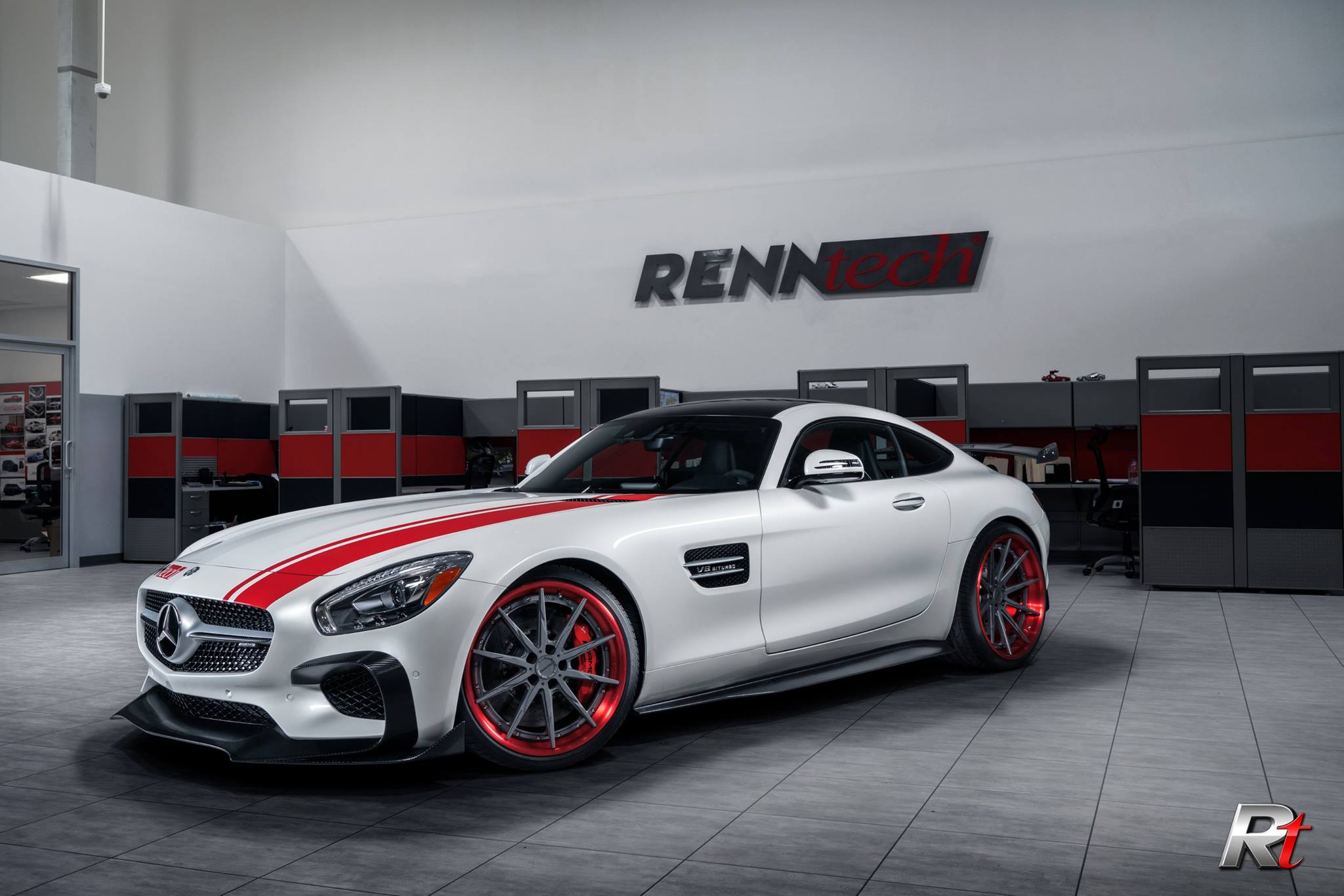 716hp Mercedes-AMG GT S by Renntech - GTspirit