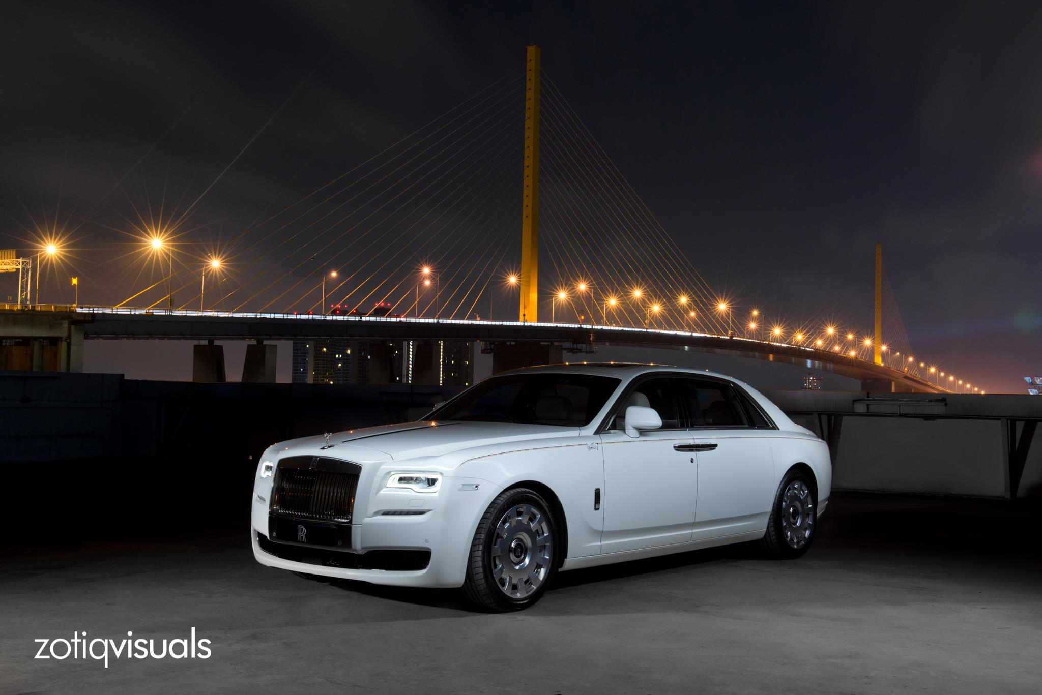 1 Of 1 Rolls Royce Ghost Ewb Kochamongkol For Thailand