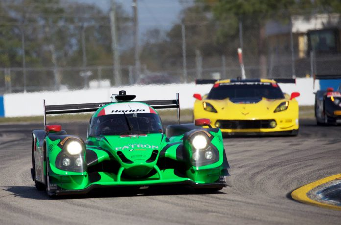 #2 Honda HPD Ligier JS P2