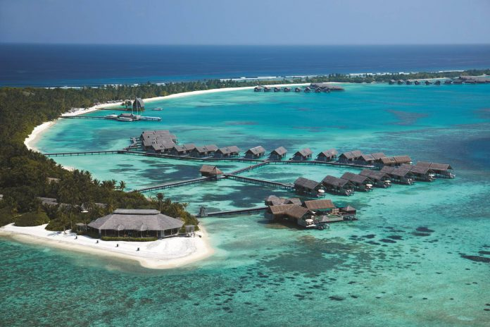 Shangri-La's Villingili Resort & Spa_Malediven_Overview