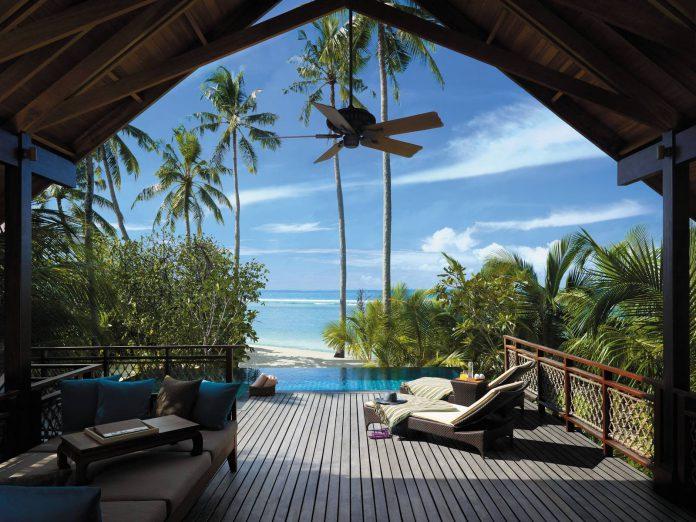 Shangri-La's Villingili Resort & Spa_Malediven_Pool Villa_sundeck