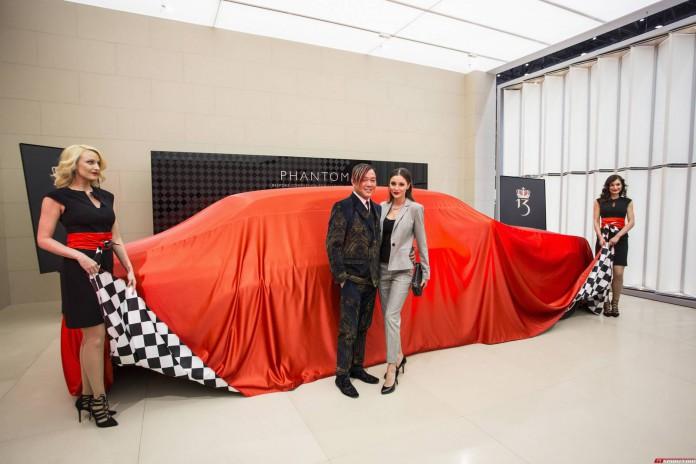 Stephen Hung Rolls-Royce Phantoms (1)