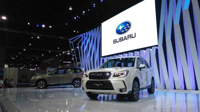 Subaru-Forester-Far-Front-View-at-Bankok-Motor-Show-2016