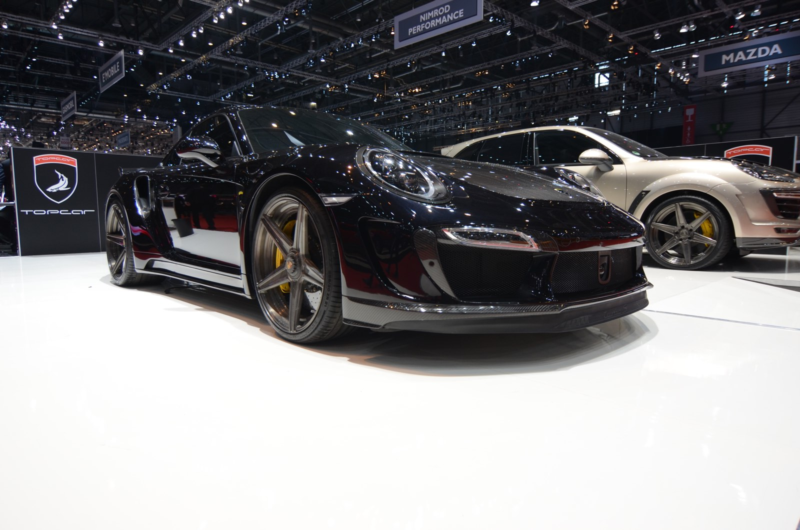 TopCar Stinger at Geneva Motor Show 2016