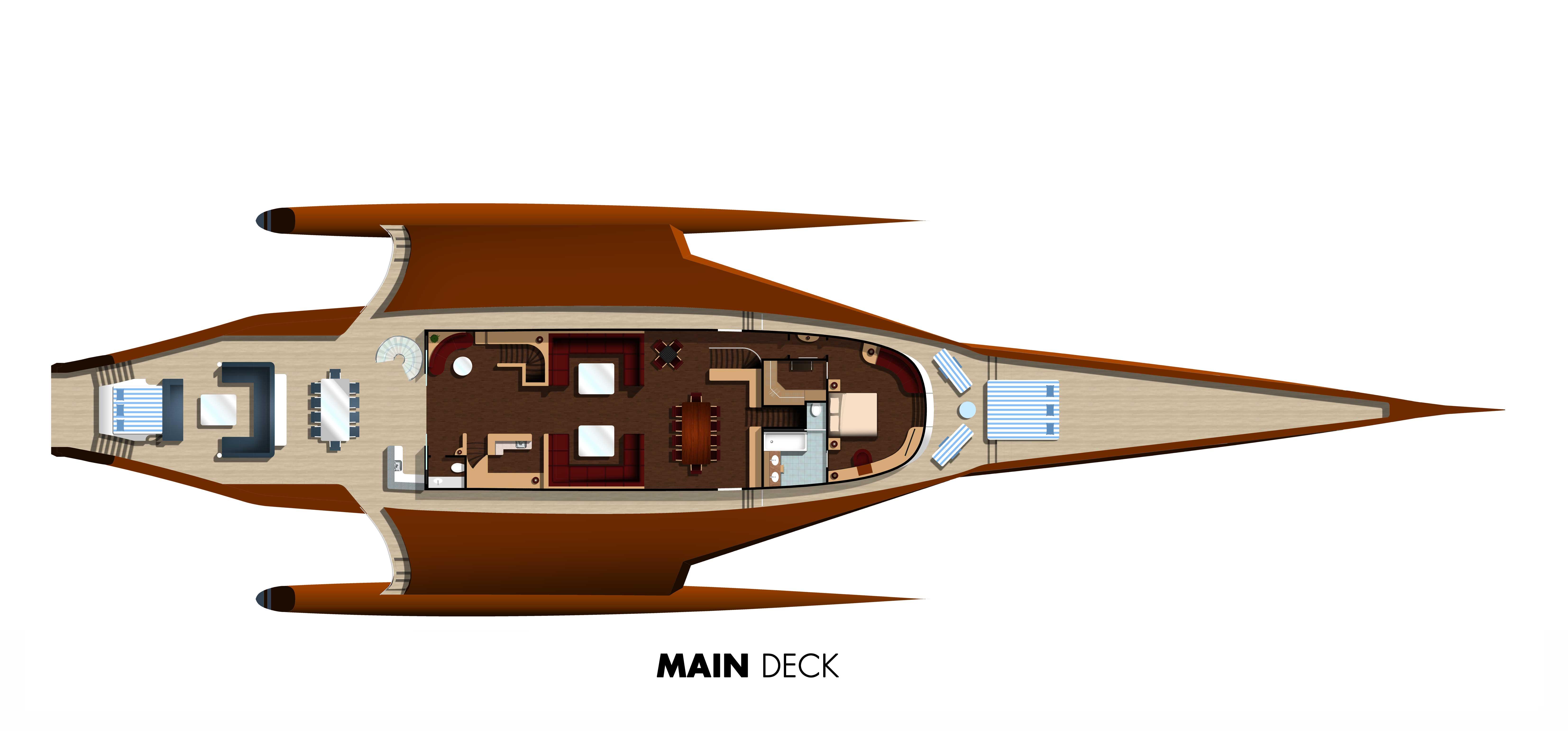 Aston martin superyacht