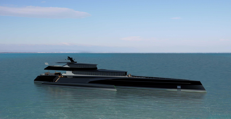 Superyacht Sunday 47 3 Million Trimaran Superyacht By