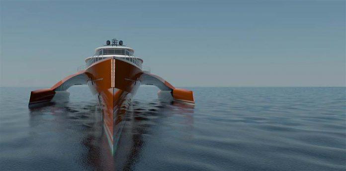 Trimaran Yacht (22)