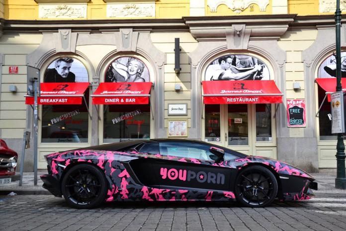 YouPorn Lamborghini Aventador (4)