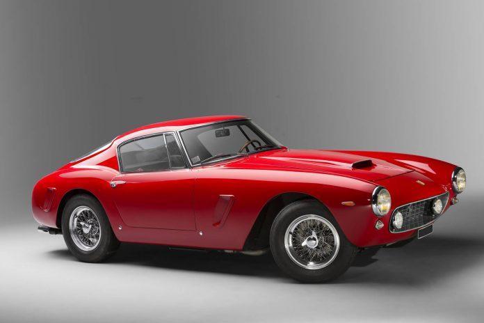 1961 Ferrari 250 GT SWB - © Artcurial