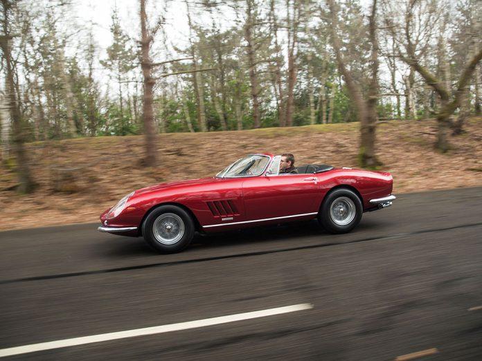 1968 Ferrari 275 GTS:4 NART Spider by Scaglietti (14)