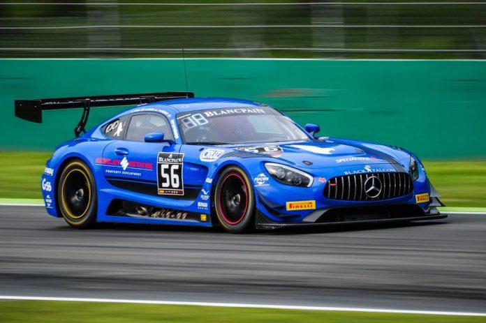 33Blancpain GT Endurance Cup Monza