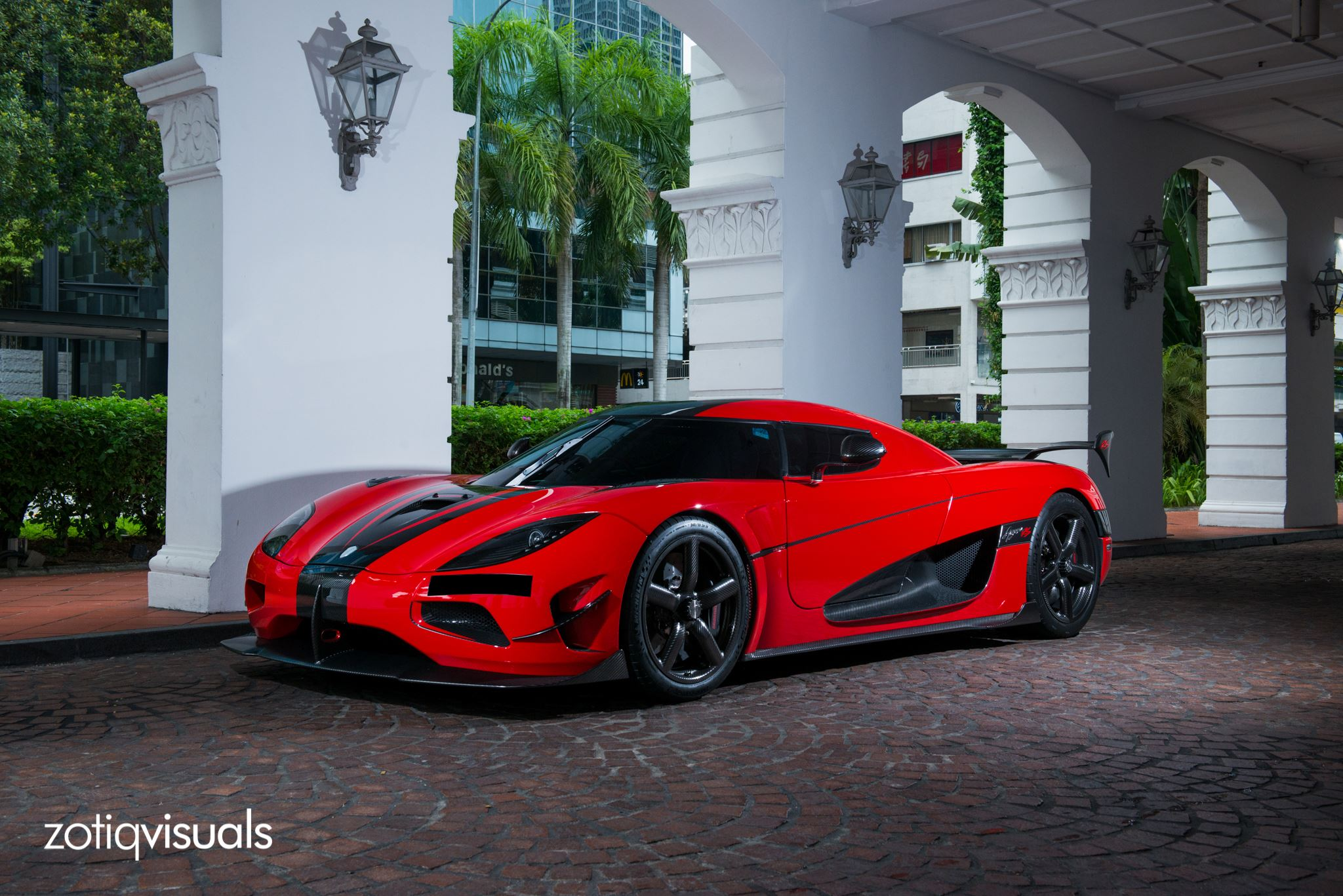 photo of the day 5 million koenigsegg agera rs from singapore gtspirit. Black Bedroom Furniture Sets. Home Design Ideas