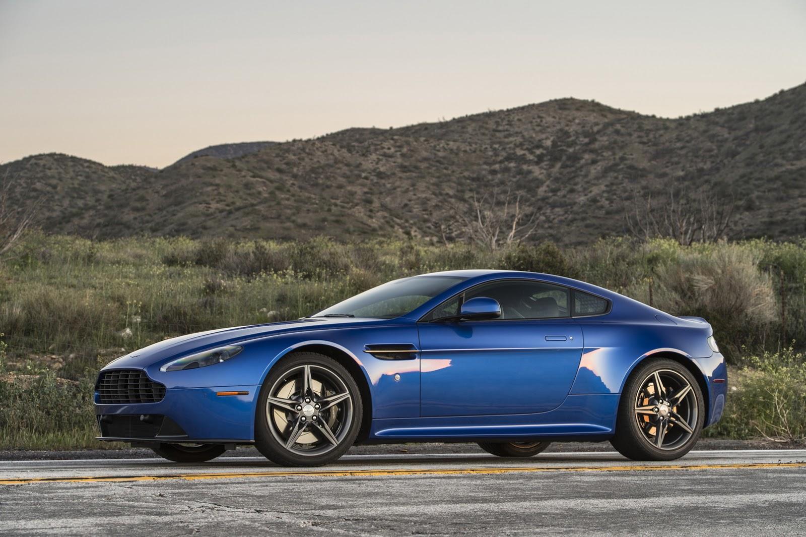 Official: 2017 Aston Martin V8 Vantage GTS - GTspirit