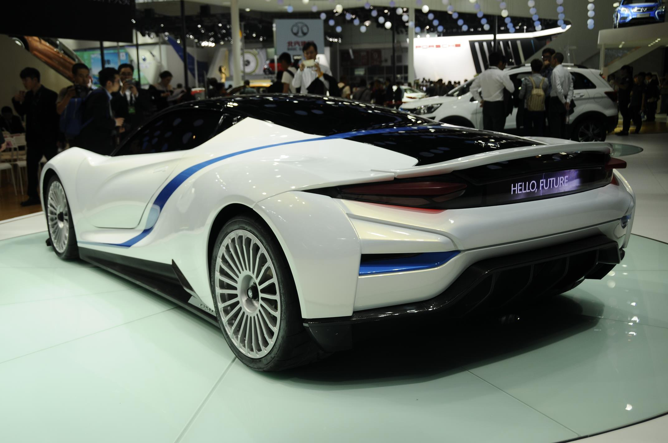 Top 10 Concept Cars At Beijing Auto Show 2016 Gtspirit