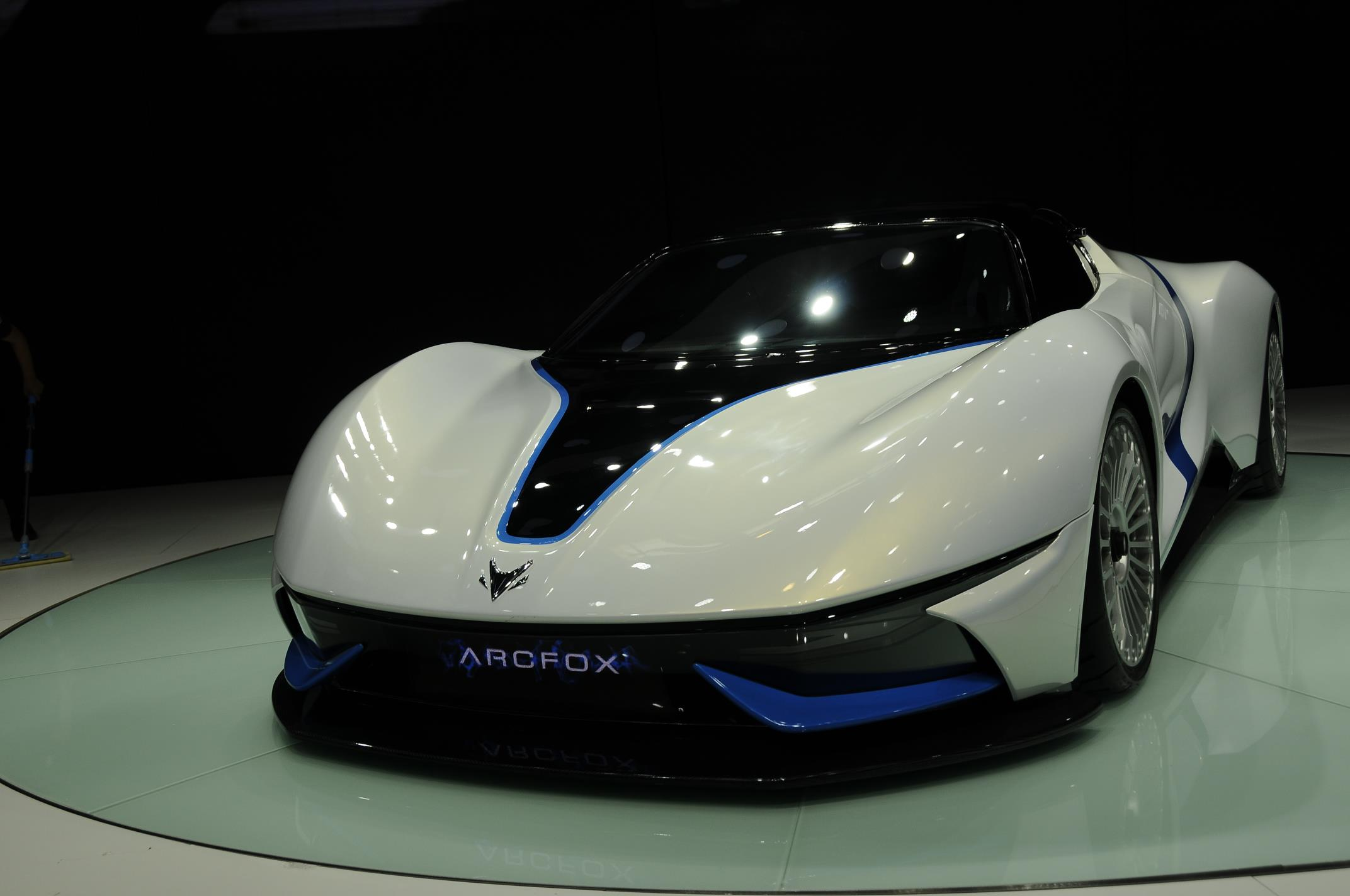 Auto Expo 2016 Top 10 Cars: Top 10 Concept Cars At Beijing Auto Show 2016