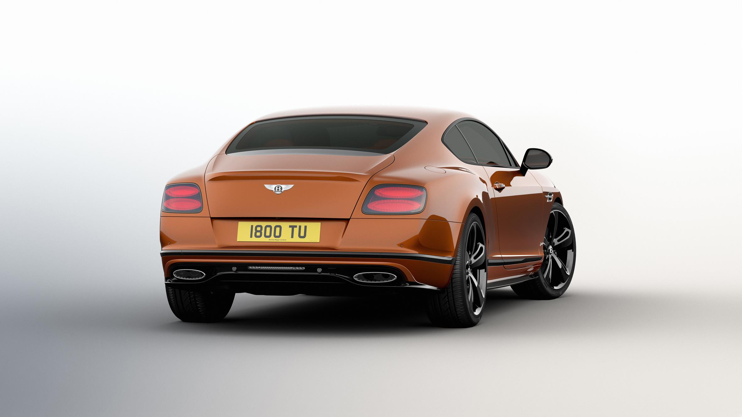 official 2017 bentley continental gt speed black edition gtspirit. Black Bedroom Furniture Sets. Home Design Ideas