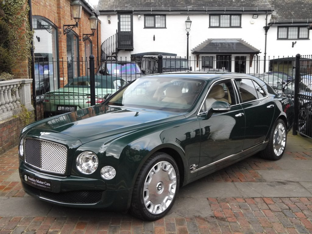 The Queen's Bentley Mulsanne For Sale at   200,000 - GTspirit