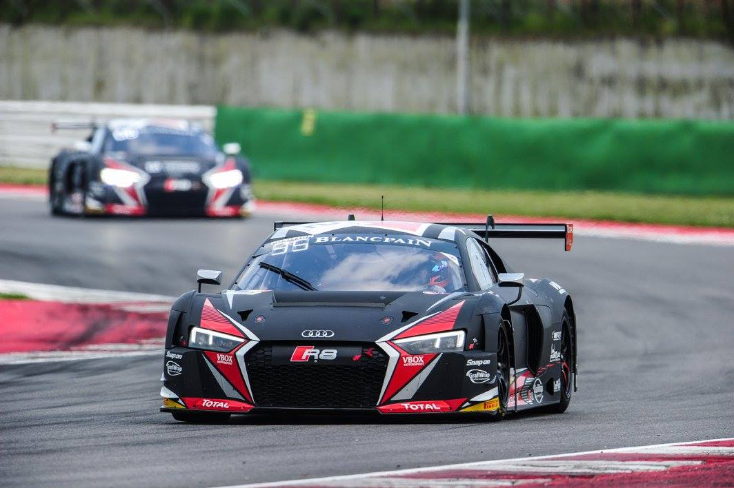 Blancpain GT: Audi Scores Flawless Victory at Season Premiere in Misano
