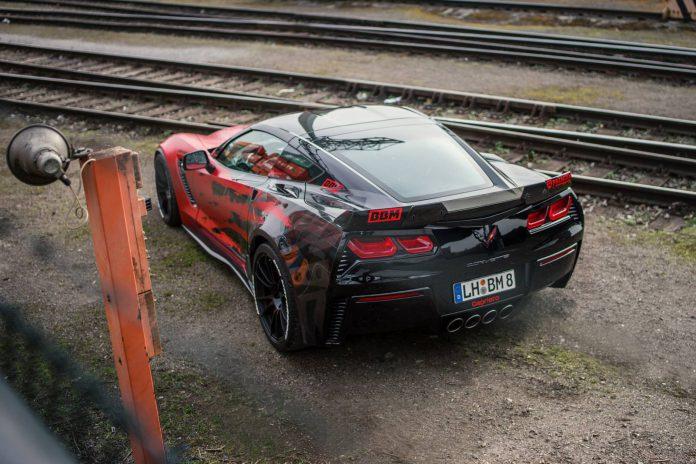 Corvette Z06  (17)