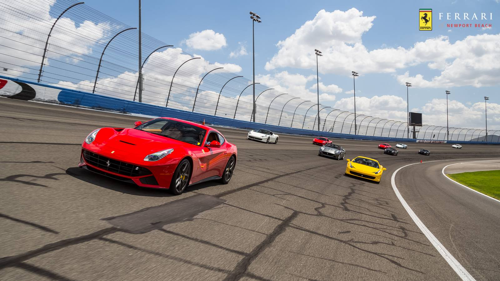 gallery ferrari of newport beach track day gtspirit. Cars Review. Best American Auto & Cars Review