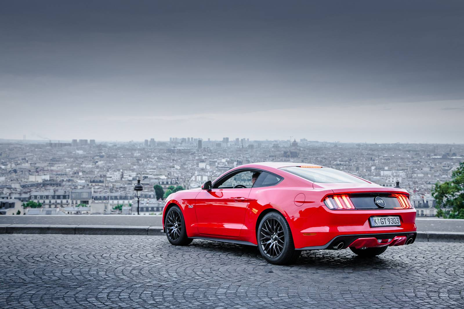 Ford Mustang Was Best Selling Sports Car In Germany In