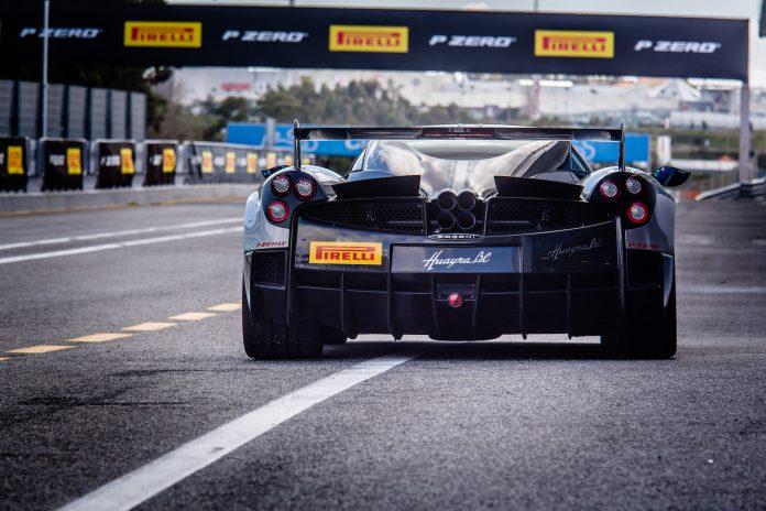Pagani Huayra BC Pirelli